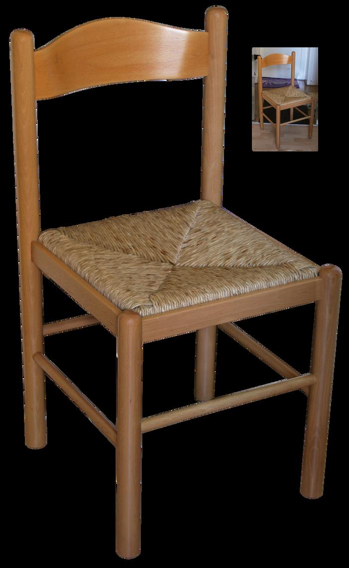 Kitchen Chair Side Veiw