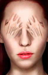 eyeless hands