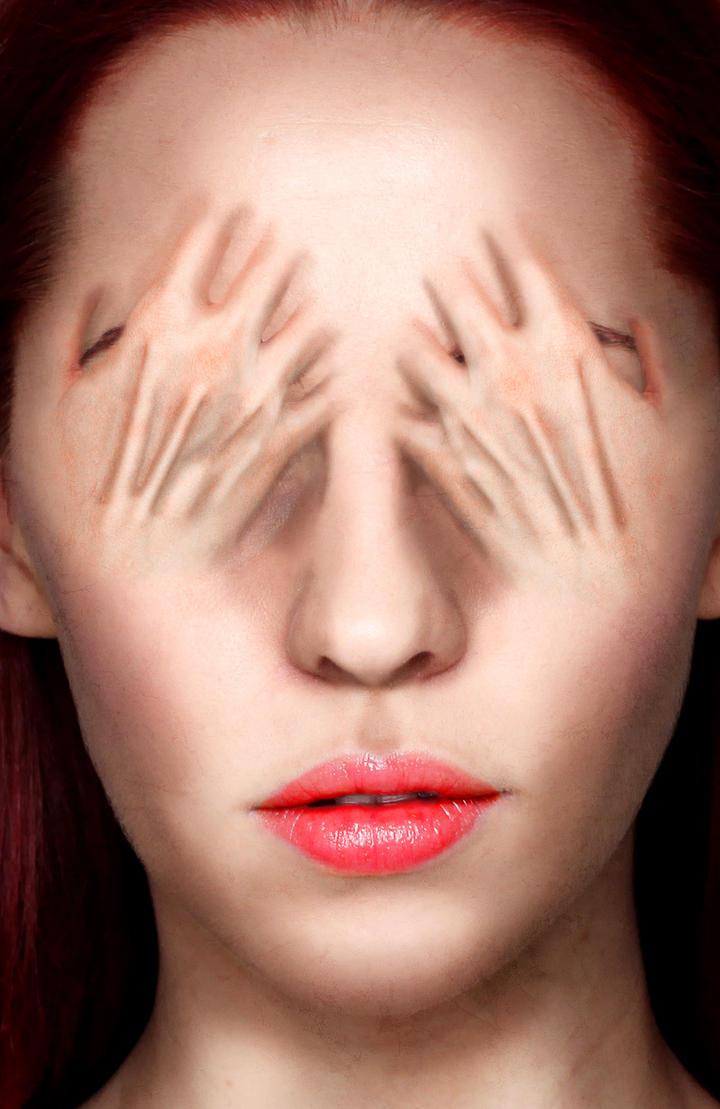 eyeless hands by ryApache