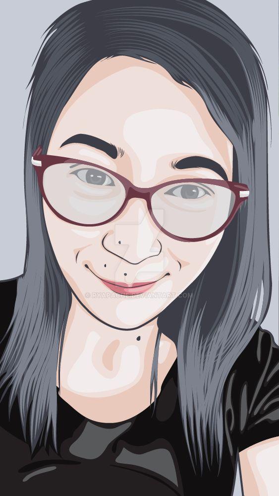 Miah Portrait 3 by ryApache