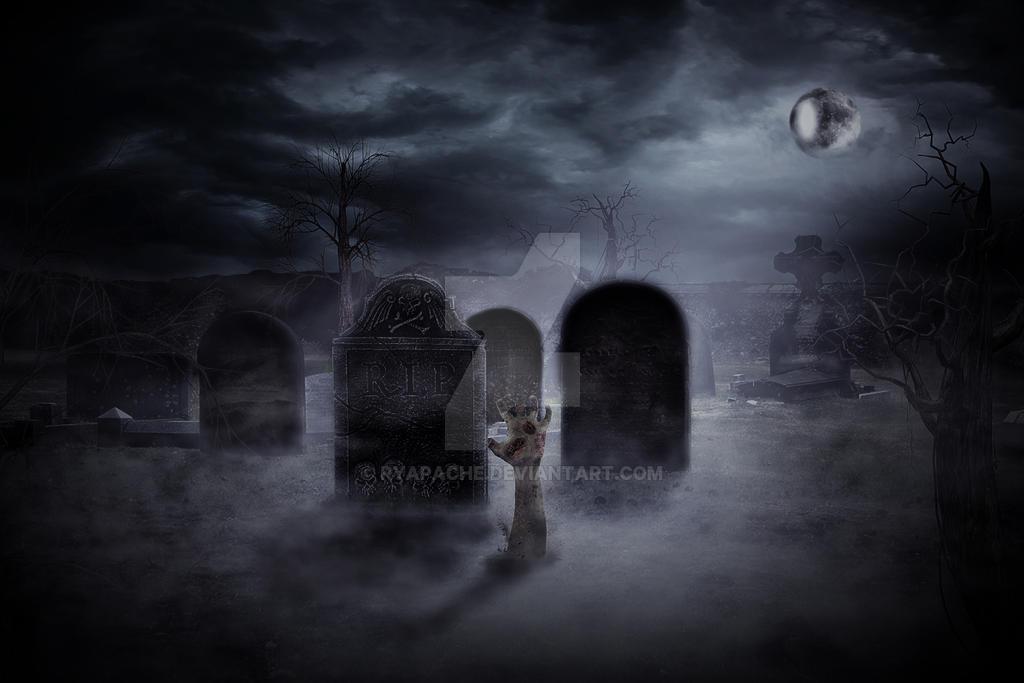 Graveyard by ryApache