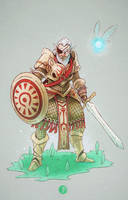 Old Link by Joe-Fish-Design