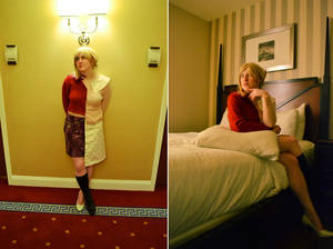 Mary/Maria costume - Silent Hill 2