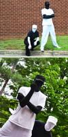 Icon Crew costumes - Dance Central 2