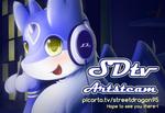SDtv Artstream *OFF* Amaya: Comm for Lekisceon by streetdragon95