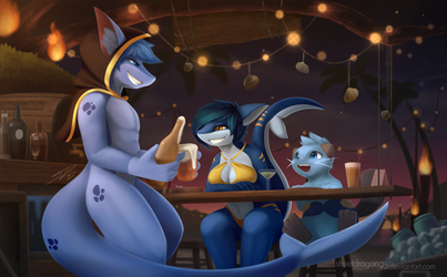 The Dragon Ale: Commission for TheModerator
