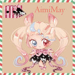 OPEN Auction Adopt sweet gift by AimiMay