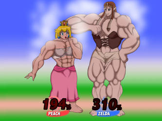 Super Smash Growth Drive - Final Day (Still) by DepravedDefense