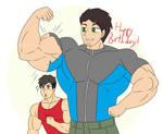 Birthday Bicep