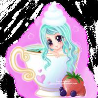 Cup of Chocolate by Saayi--san