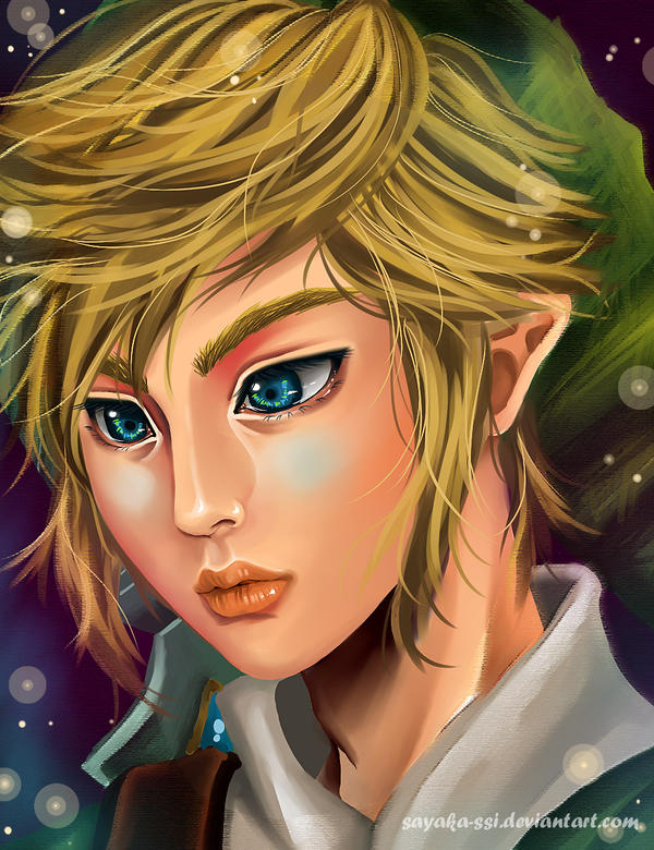 Link by Sayaka-ssi