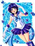 Sailor Mercury - Bubbles