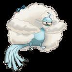 Mega Altaria: The Fluff Monster