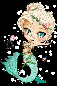 Mermaid Chibi