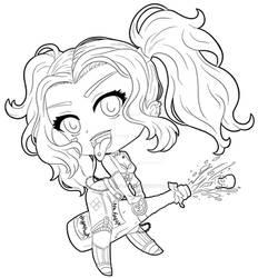 Harley Quinn: Crazy New Year!