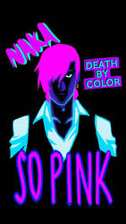 Death By Color by Nekgesild