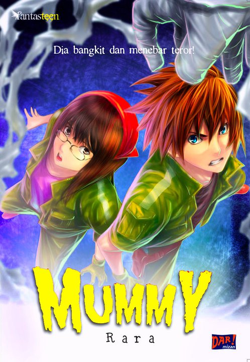 cover of novel : MUMMY by Tyo-Kuuma