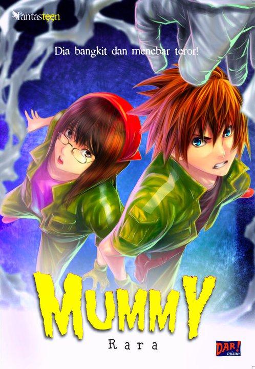 cover of novel : MUMMY by Tyo-Kuuma