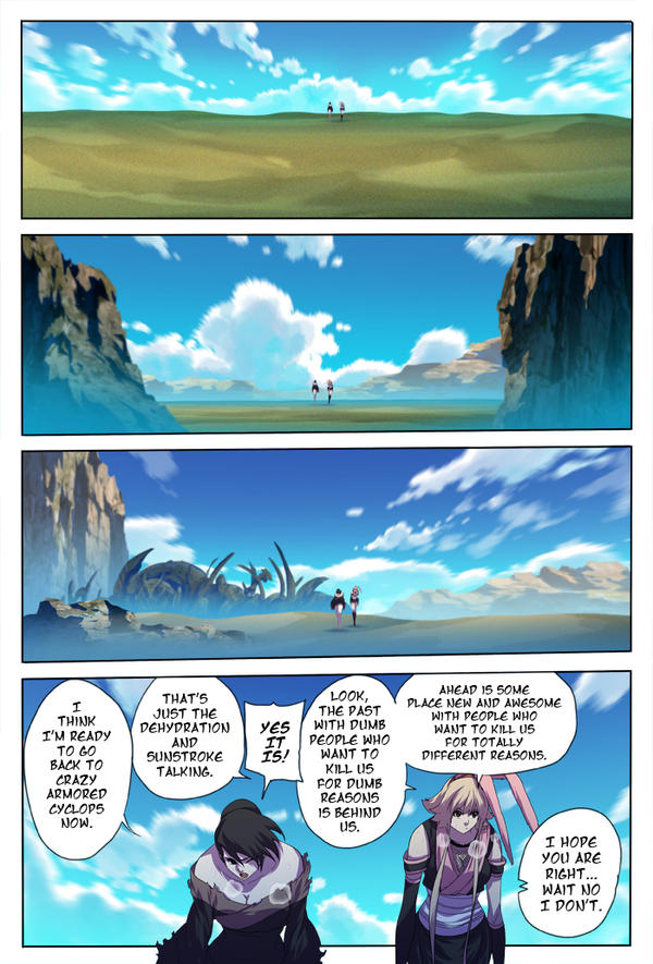 BLADE BUNNY seaseon 2 Book 1 page 10 by Tyo-Kuuma