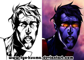 Nightcrawler progress by Tyo-Kuuma