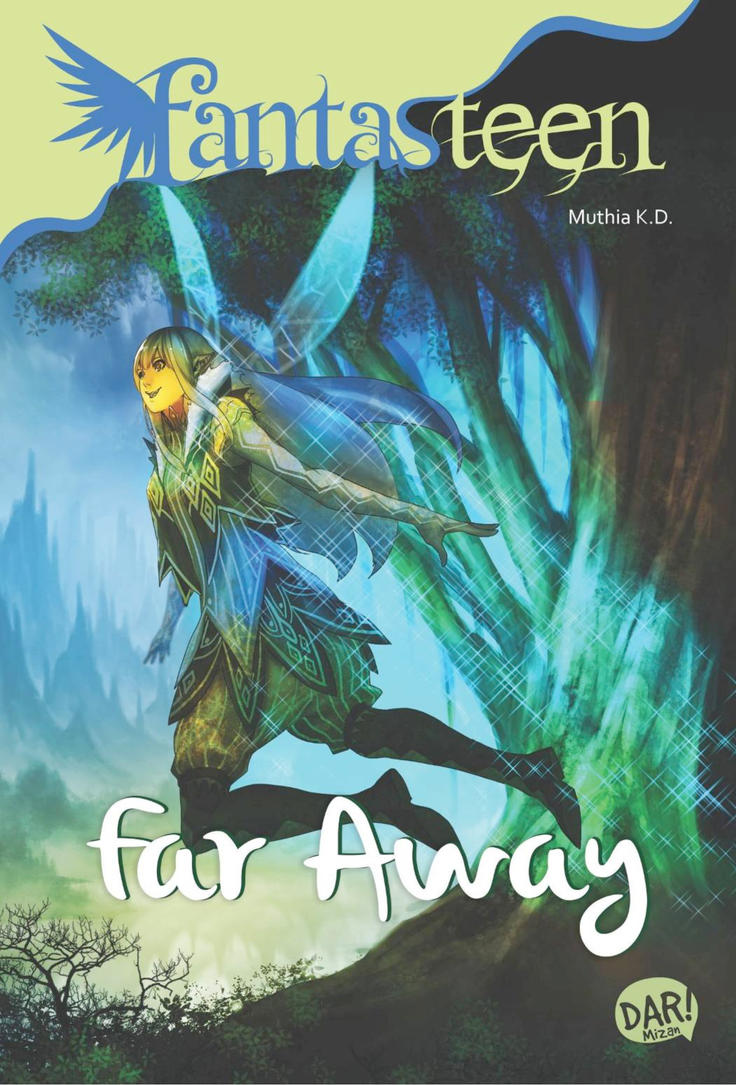 COVER of FAR AWAY novel book by Tyo-Kuuma
