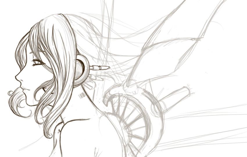 Wings -sketch- by Blue-Wolf-Walking on DeviantArt
