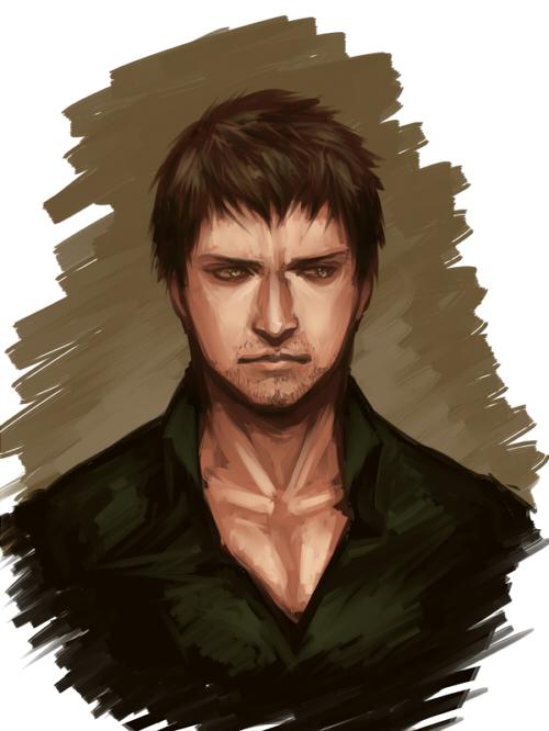 [Resident Evil:Damnation]Buddy(maybe 04?) by eilinna