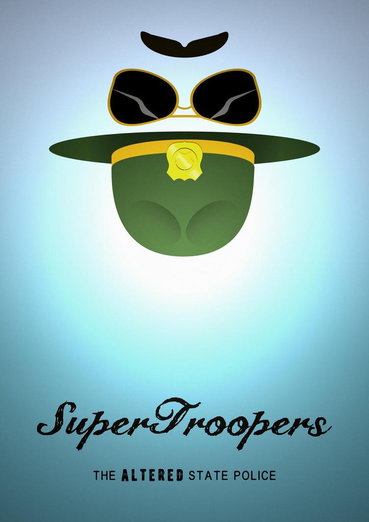 Super Troopers A by jonnylaz on DeviantArt