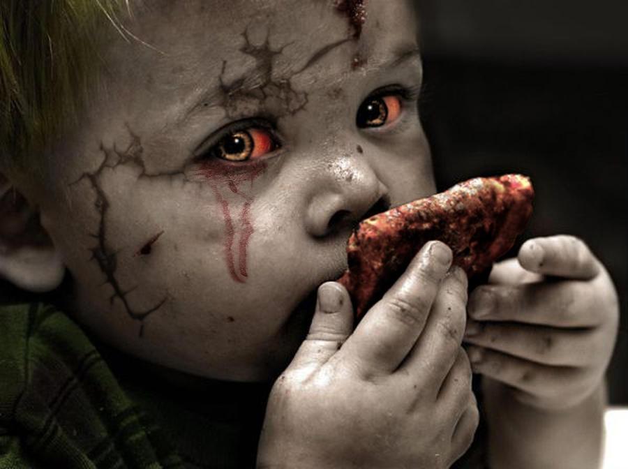 Zombie Baby Kimbessent