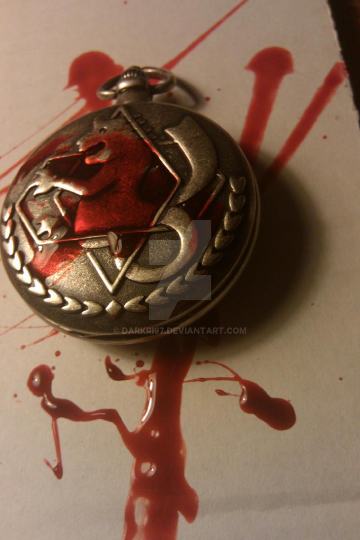 Bloodstained by darkri97