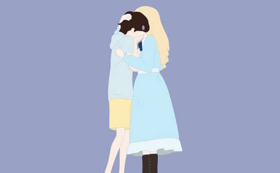 Anna and Marnie - When Marnie Was There