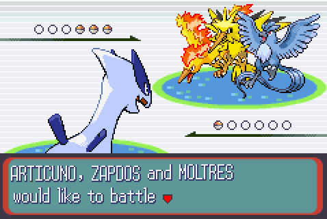 Pokemon Battle Vs Titans Of Ice Fire And Thunder By Maxtyrannus
