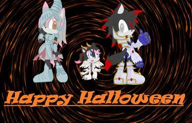 Happy Halloween by Maxtyrannus