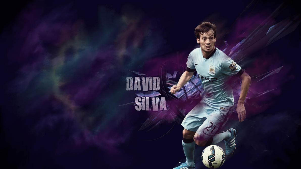 David Silva Wallpaper By ManCityGraphics On DeviantArt