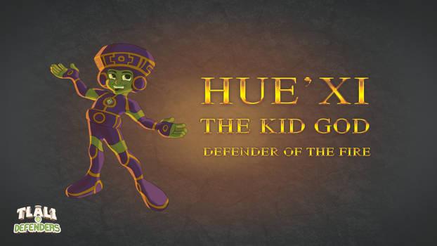 Tlali Defenders - Hue'Xi