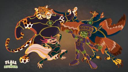 Tlali Defenders heroes