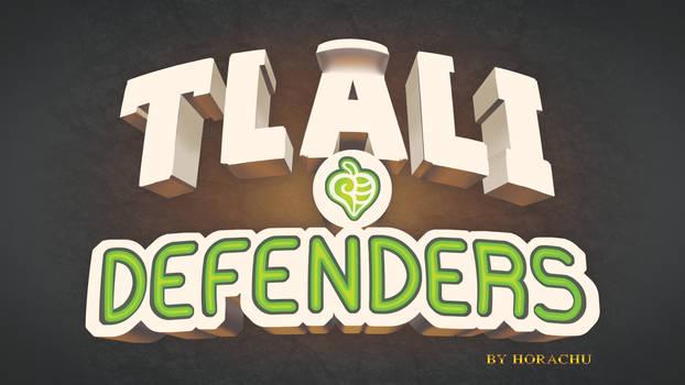 Tlali Defenders main logo