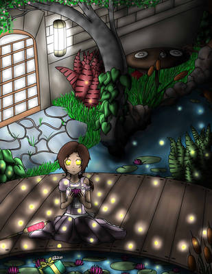 Arcadia Gardens by FallenAngelKokoro
