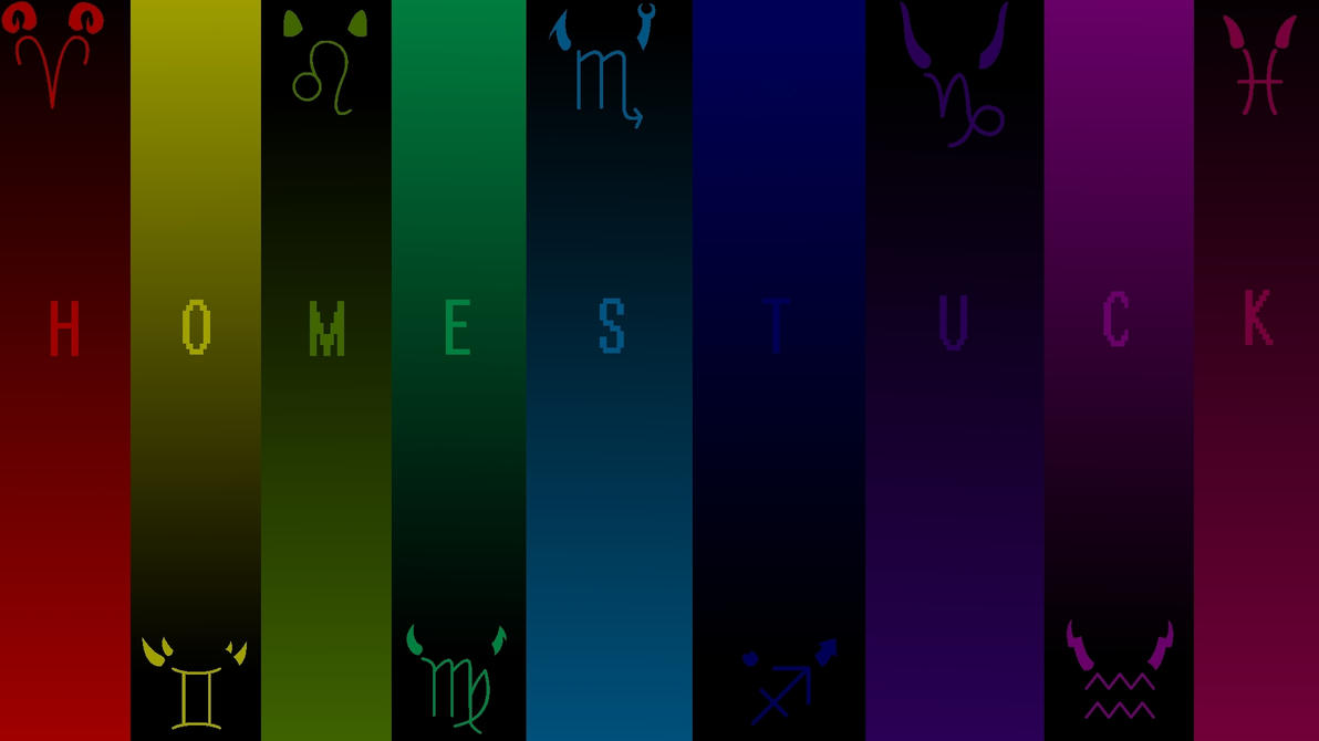 Homestuck Wallpaper By DementedStudios
