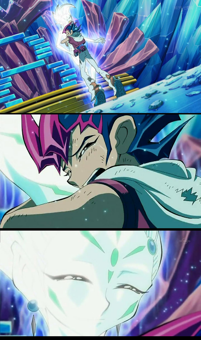 YuGiOh! ZEXAL ep 121 Astral is back by Gamesandanimations