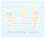 Habii Custom Minecraft Skin