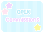 F2U - Starry Commissions . OPEN by Sugary-Stardust