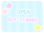 F2U - Starry Trades . OPEN by Sugary-Stardust