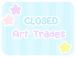 F2U - Starry Trades . CLOSED by Sugary-Stardust