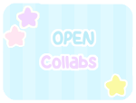 F2U - Starry Collabs . OPEN by Sugary-Stardust