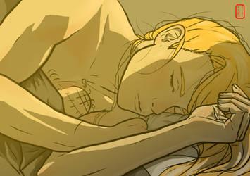 Sleepy Dei 1 by invisibleninja12