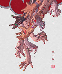 Kurushimi by invisibleninja12
