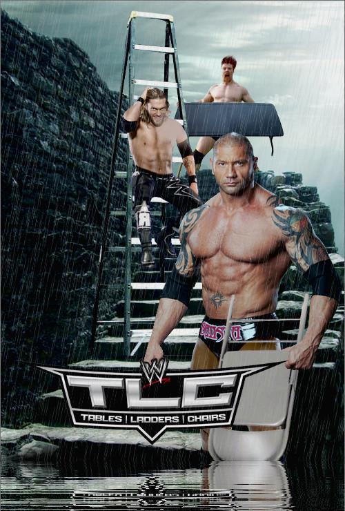 WWE TLC 2010 Poster by ABatista93 by AhmedBatista1993