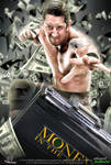 WWE Money in The Bank 2012 Poster by ABatista93