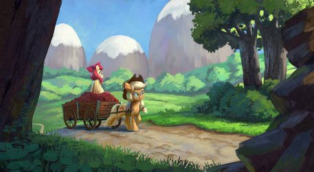 Apples by Jotun22